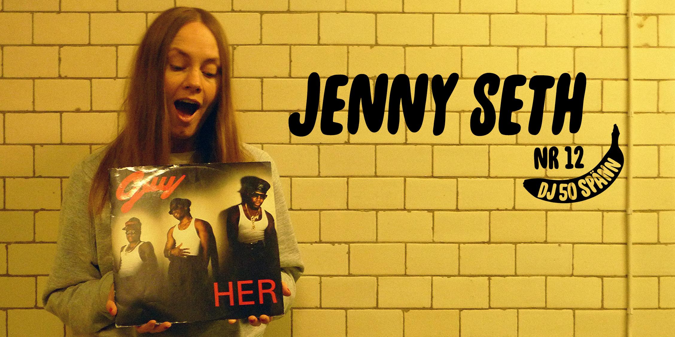 jenny seth