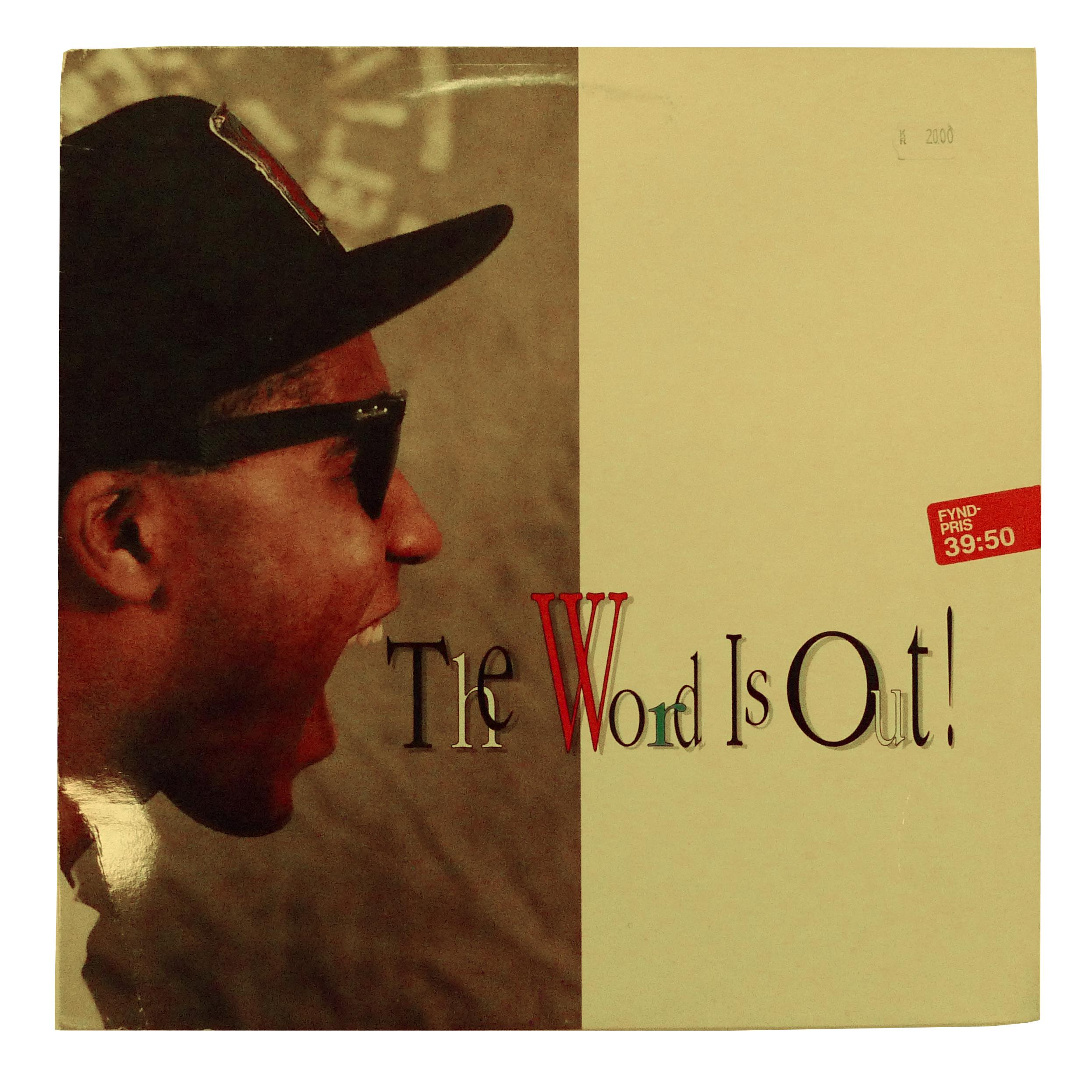 dj50s ep012 sleeve thewordisout
