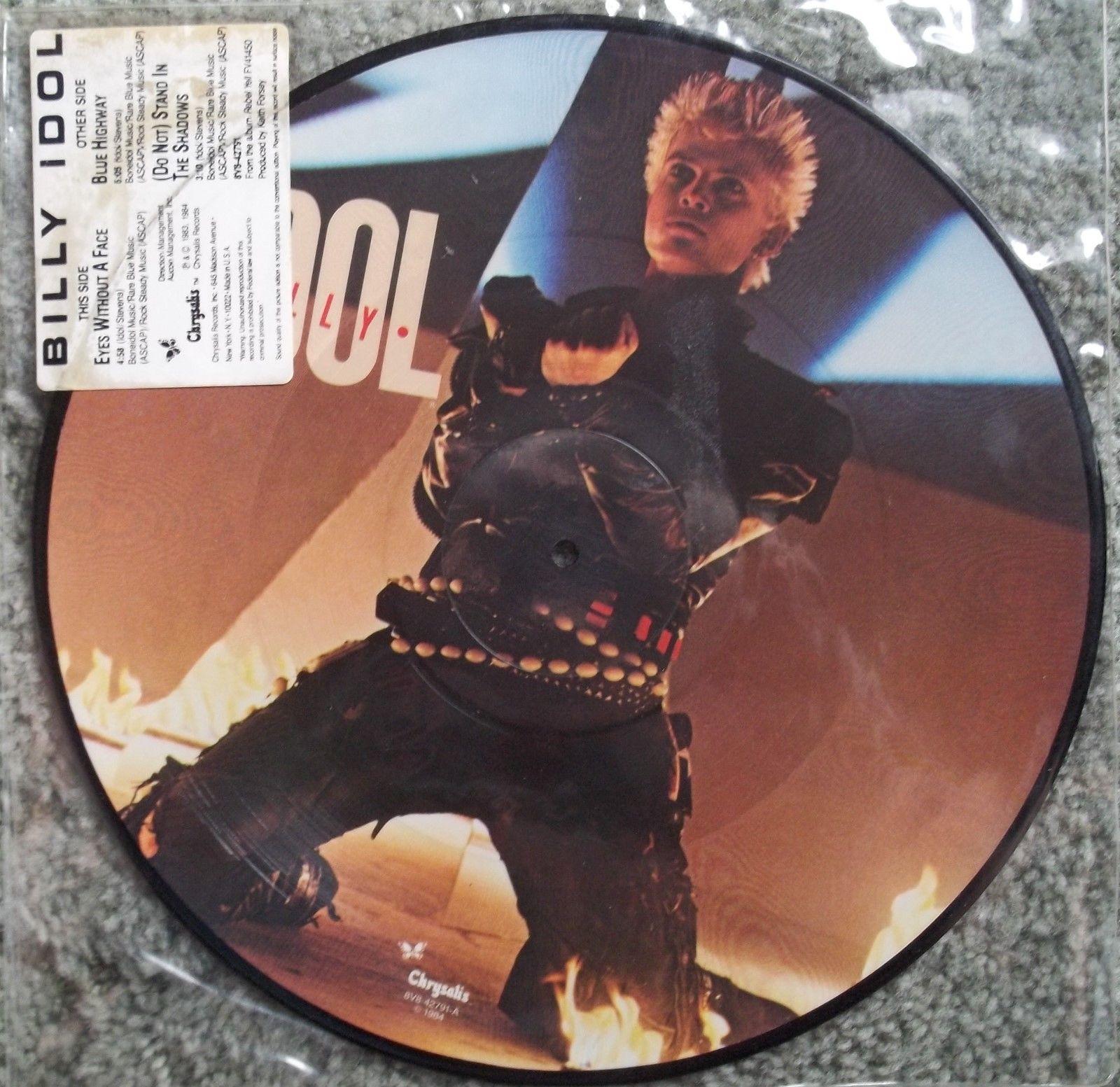 dj50s ep015 sleeve billy idol