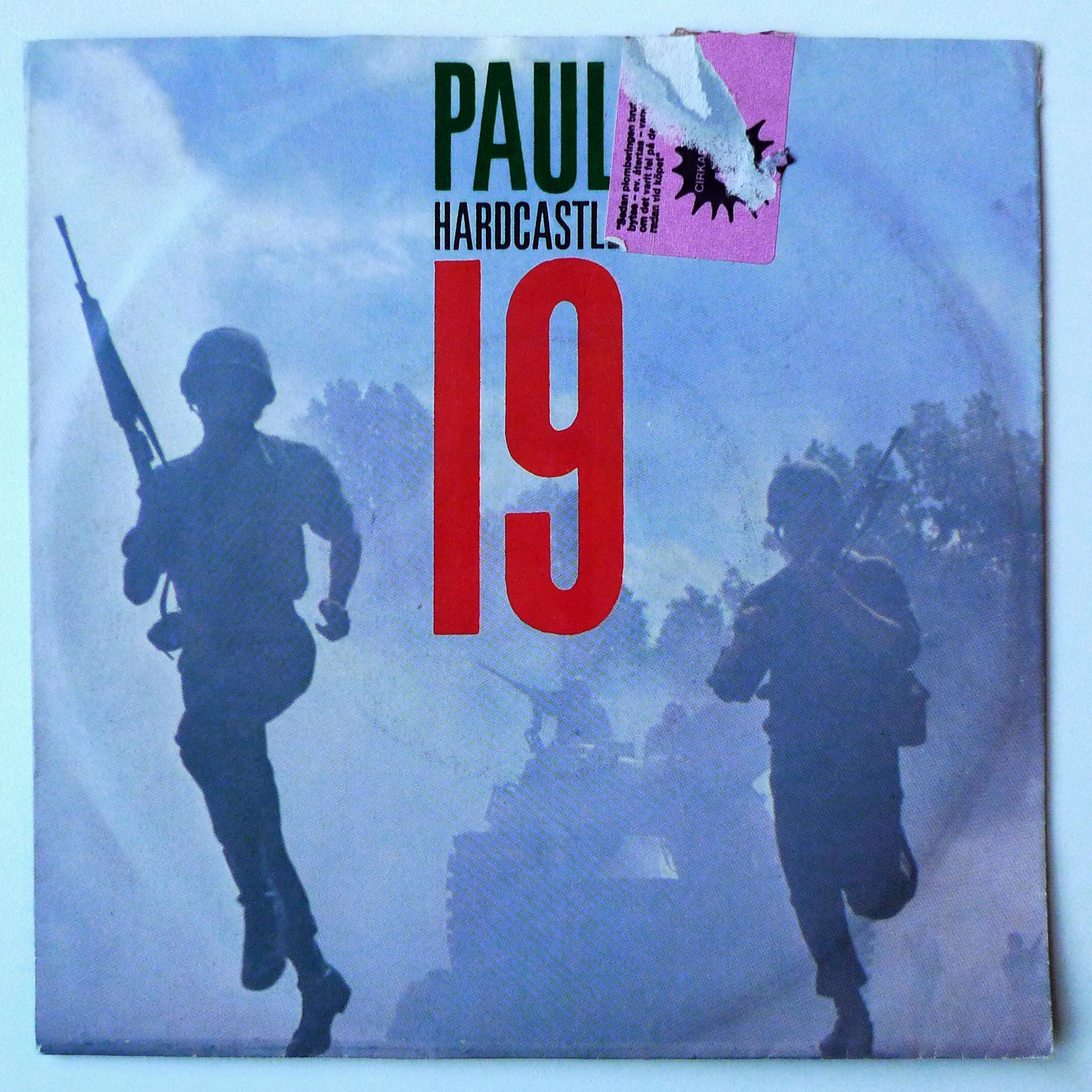 dj50s ep020 sleeve Paul hardcastle