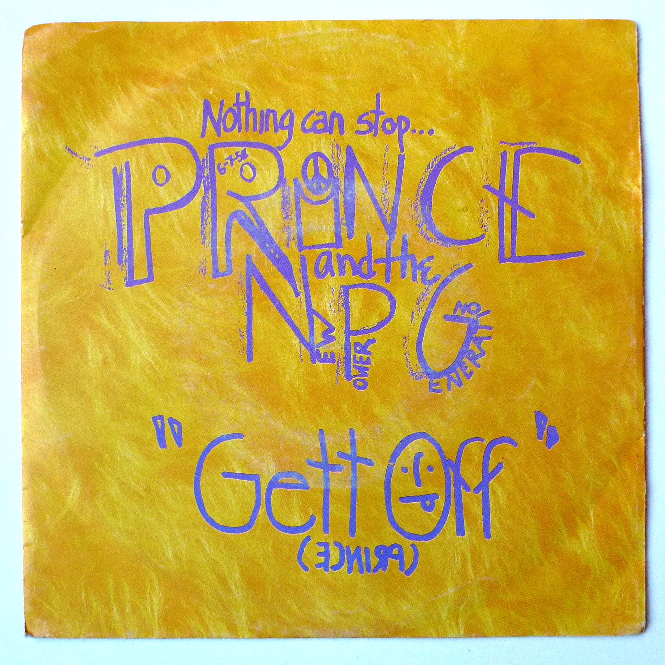dj50s ep020 sleeve prince