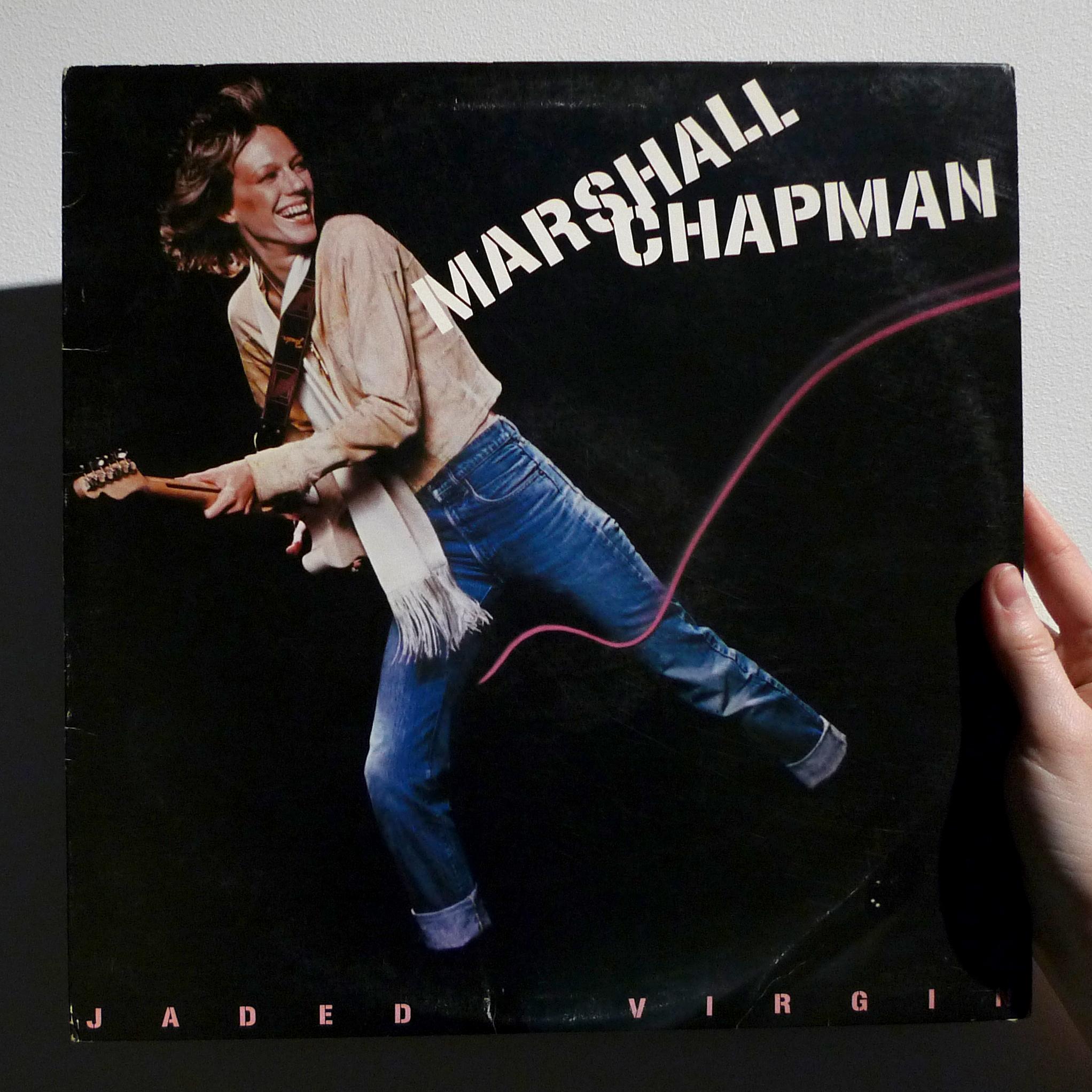 dj50s ep025 sleeve marshall chapman