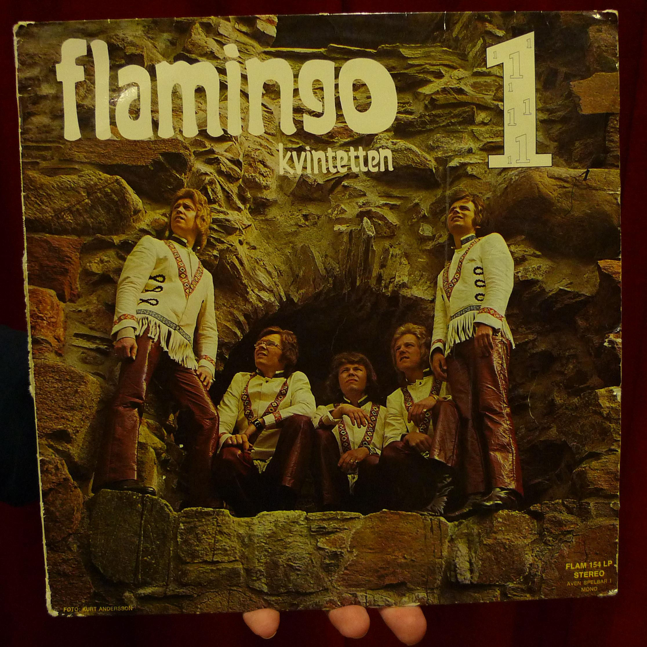 dj50s ep039 sleeve flamingokvintetten