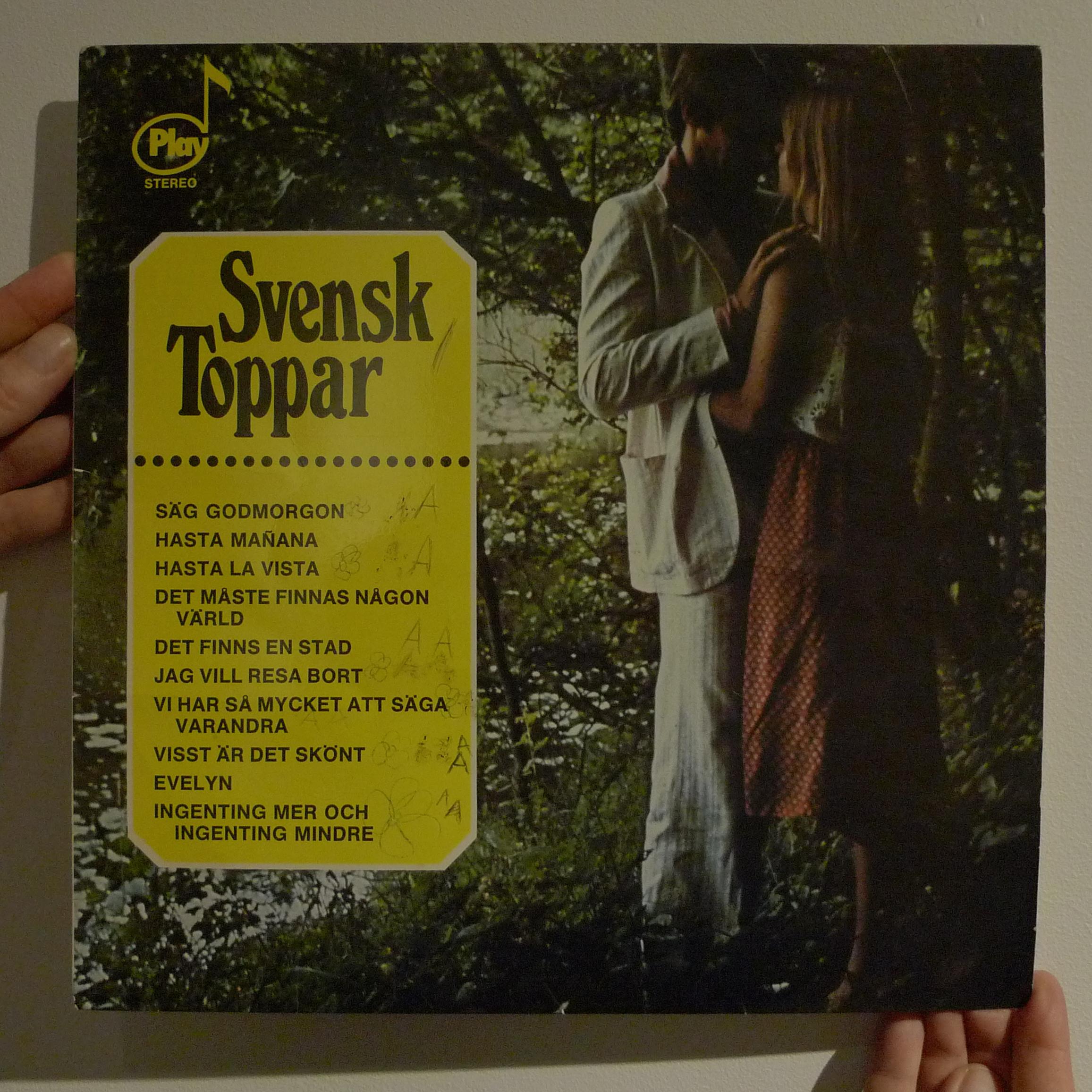 dj50s ep045 sleeve svensktoppar