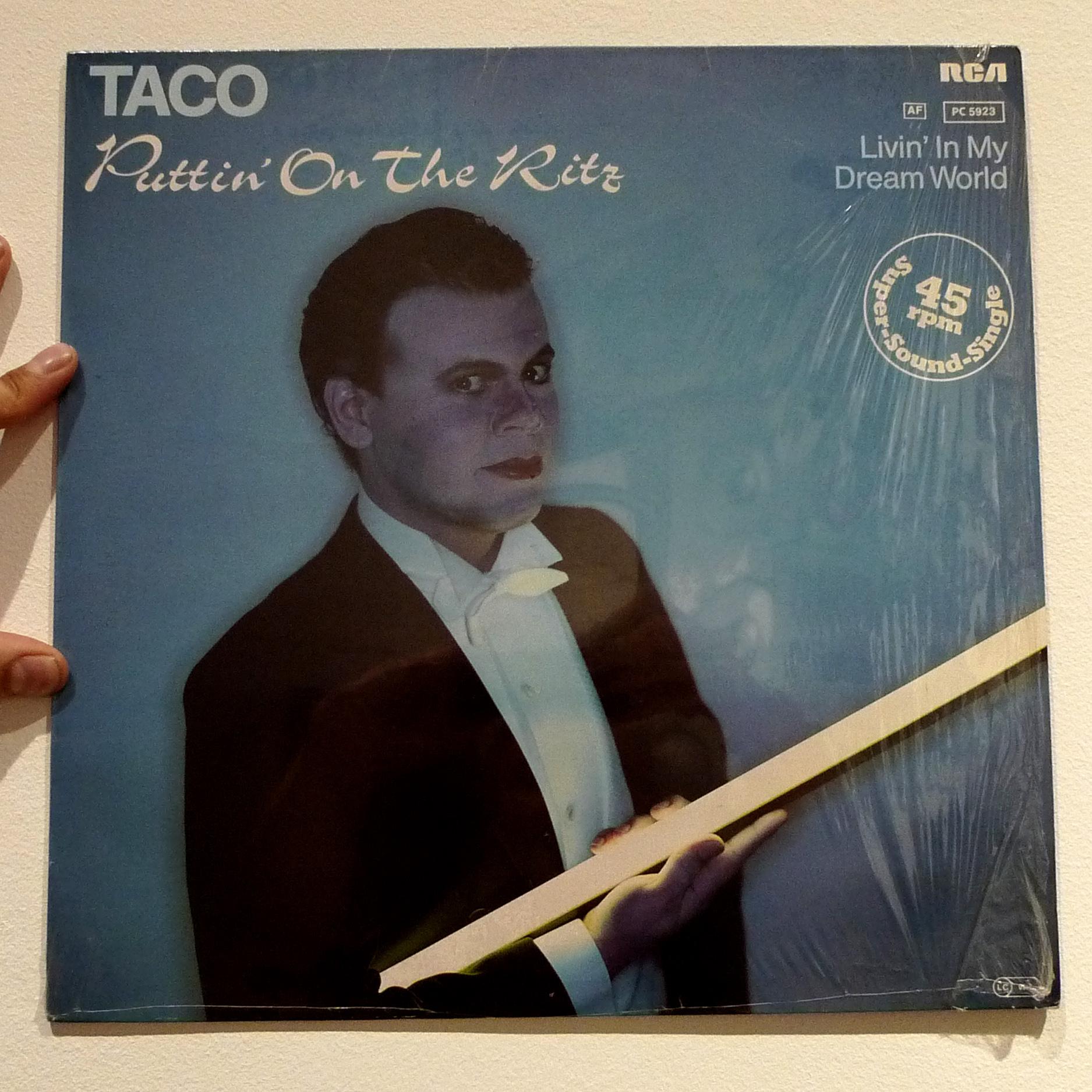 dj50 ep069 sleeve taco