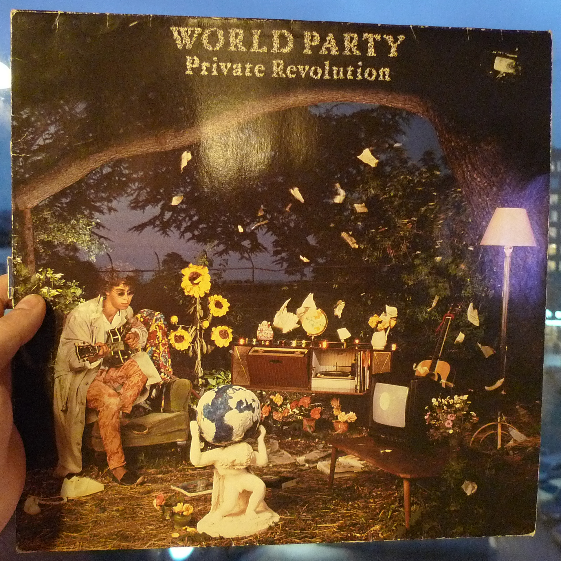 dj50 ep070 sleeve worldparty