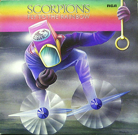 dj50 ep072 sleeve scorpions