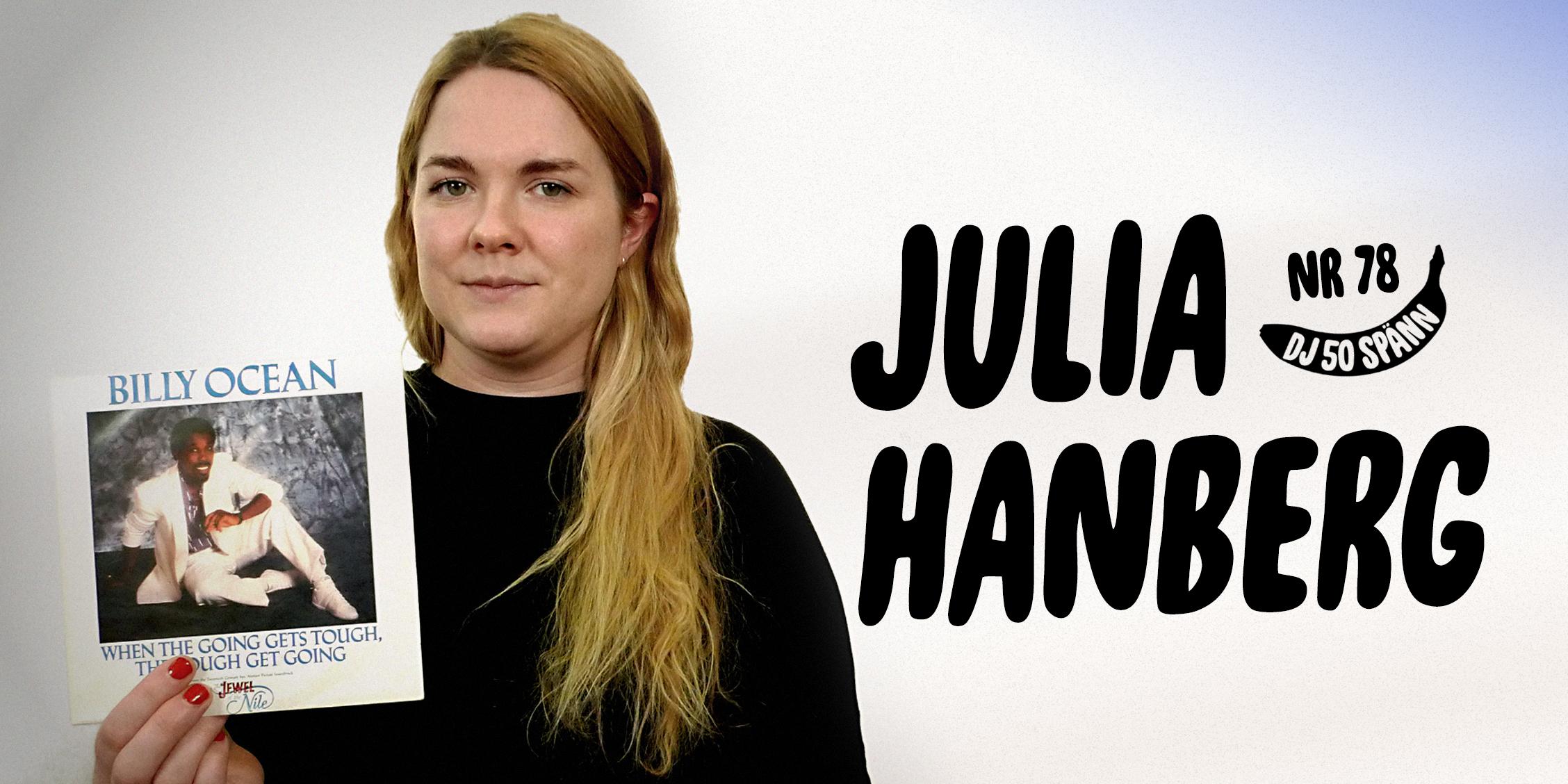 julia hanberg
