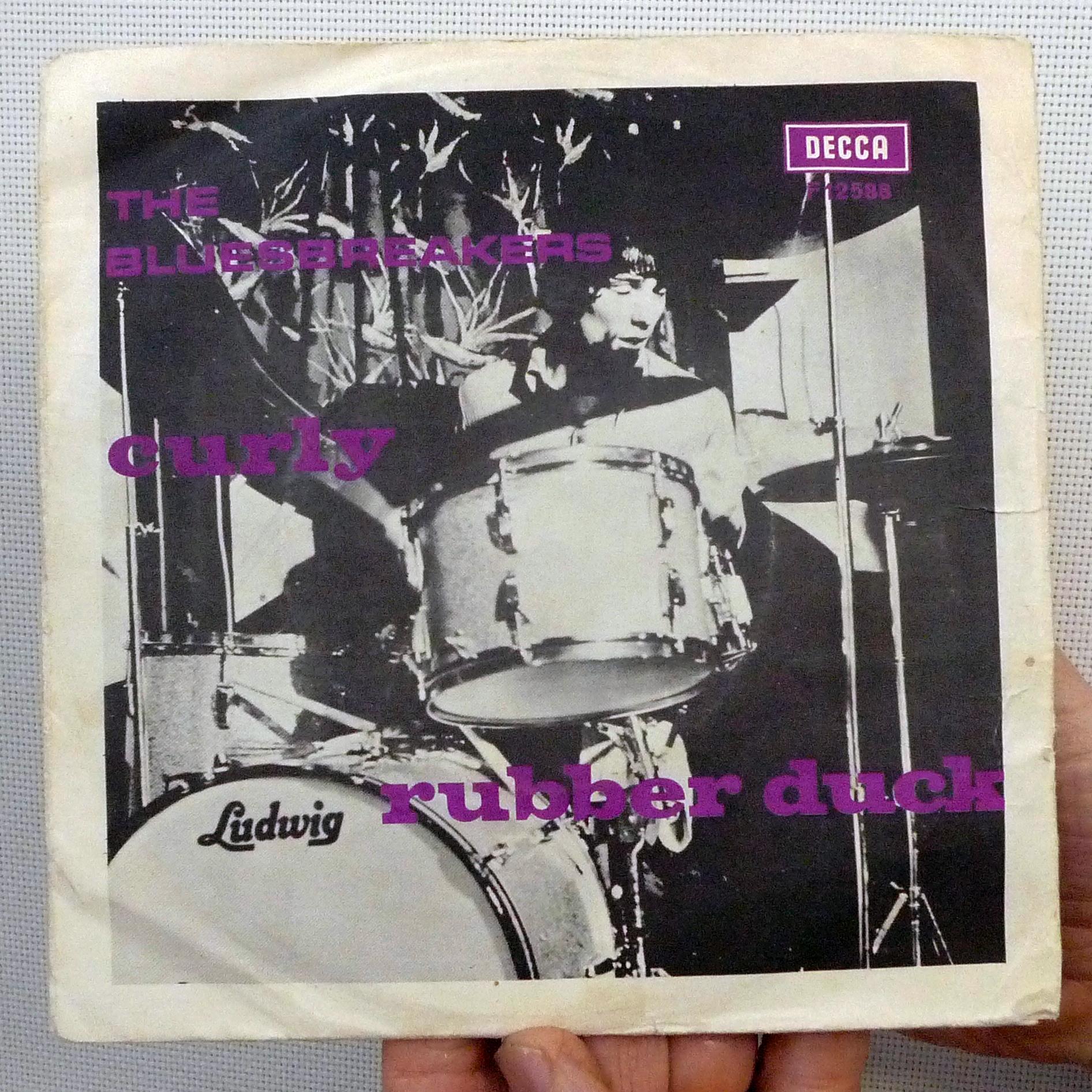 dj50 ep093 sleeve bluesbreakers