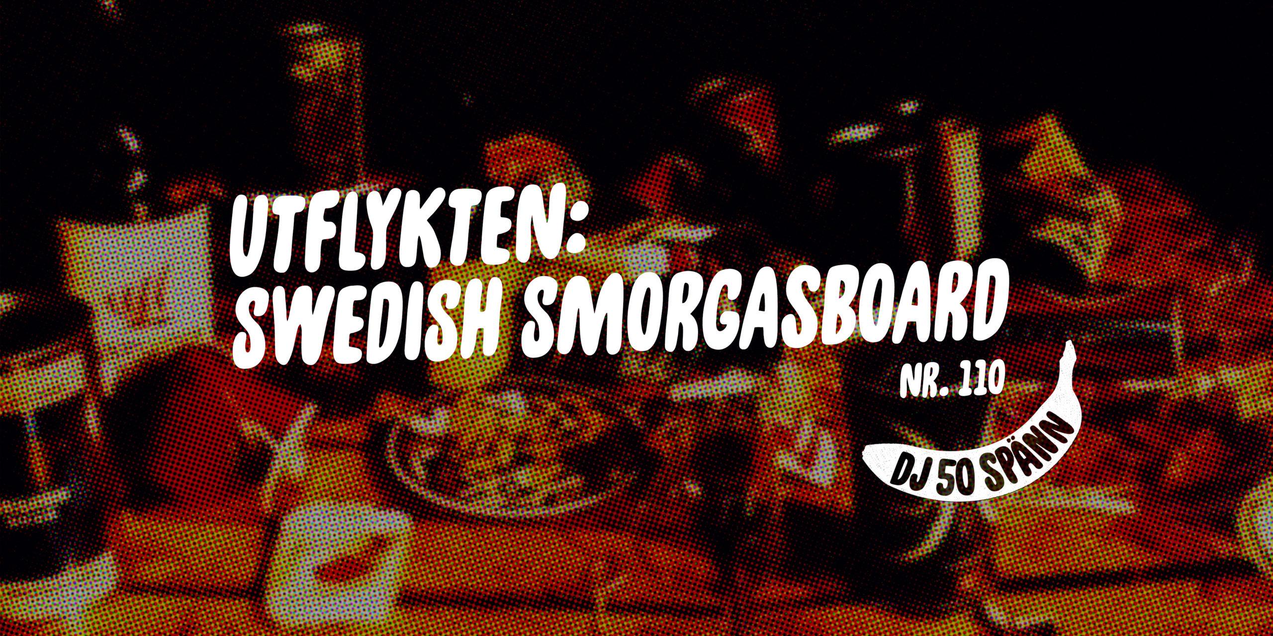 utflykten swedish smorgosboard