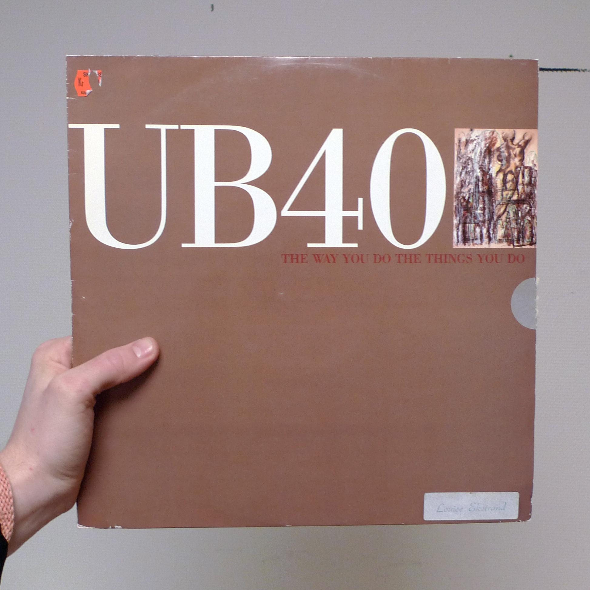 dj50 ep113 sleeve ub40