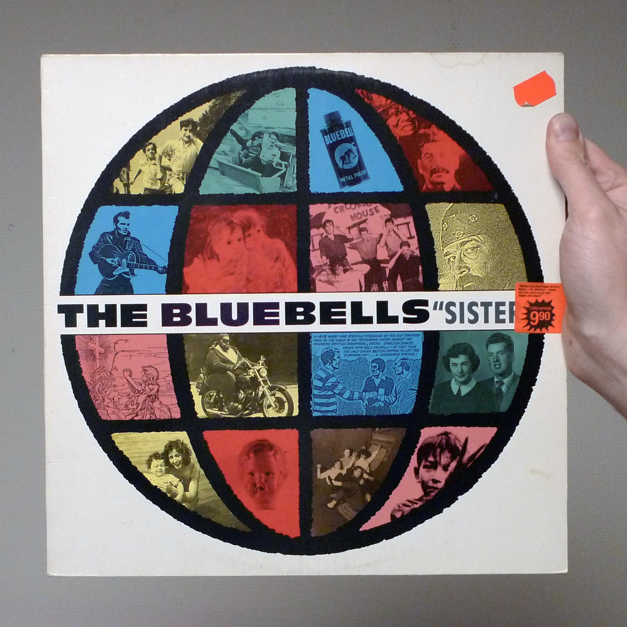 dj50 ep117 sleeve bluebells