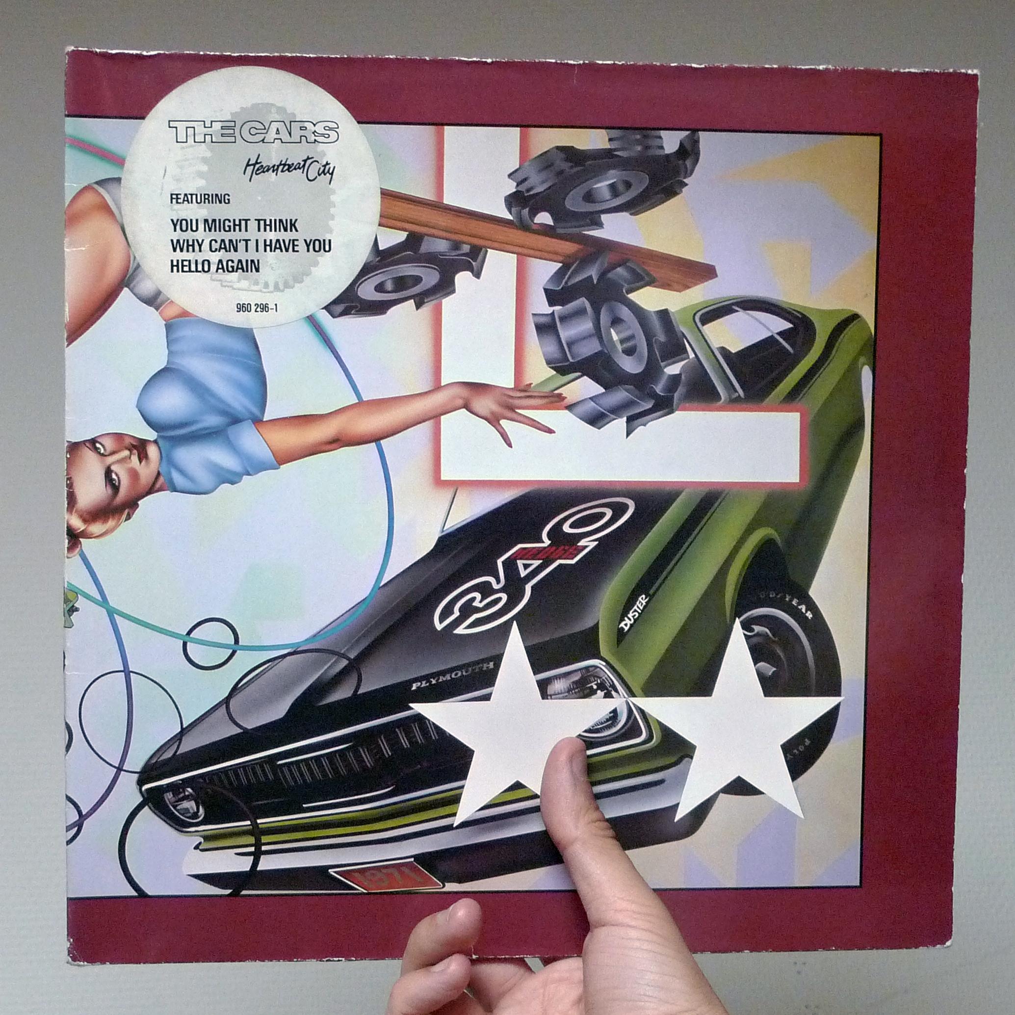 dj50 ep121 sleeve thecars
