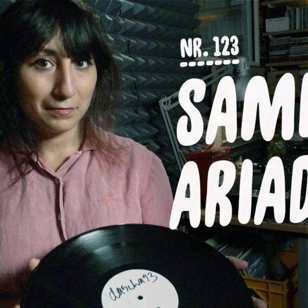 123: Samira Ariadad – discomagisk tiokronorsvinyl med nobla anor