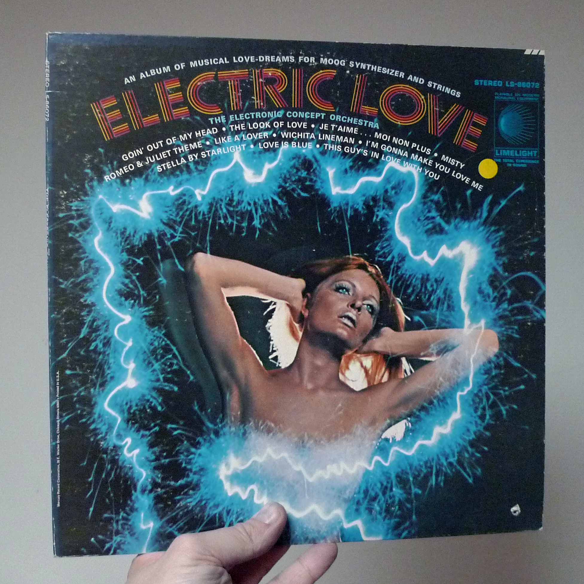 dj50s ep126 sleeve electric love