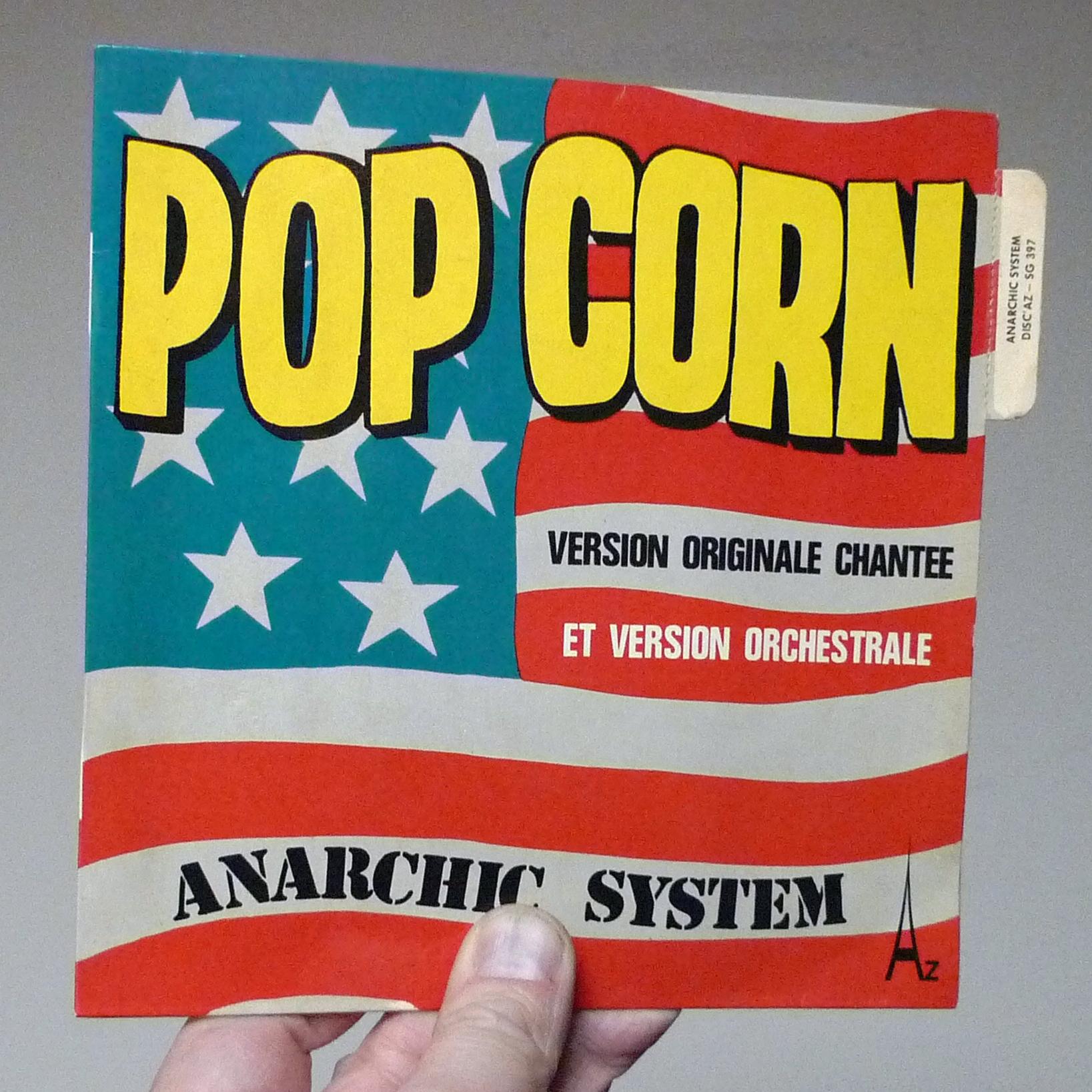 dj50s ep126 sleeve popcorn