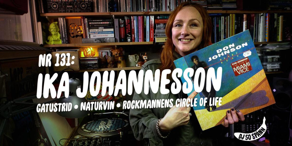 Ika Johannessson i DJ50:-