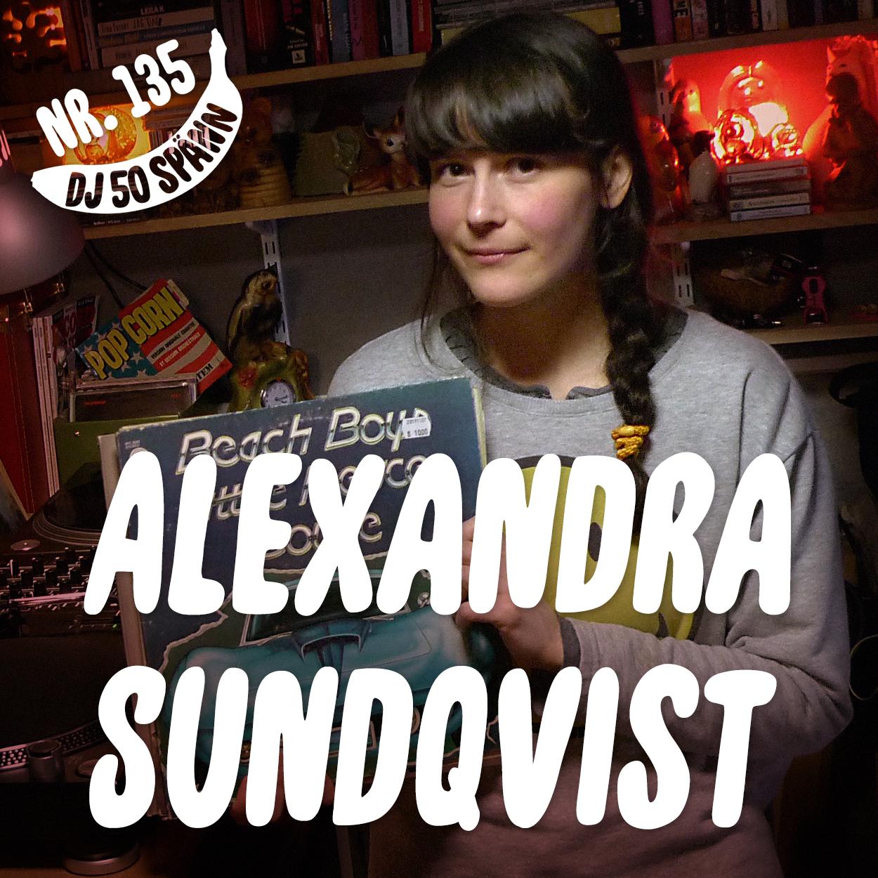 135. Alexandra Sundqvist om Barbro, Merit och Yoko