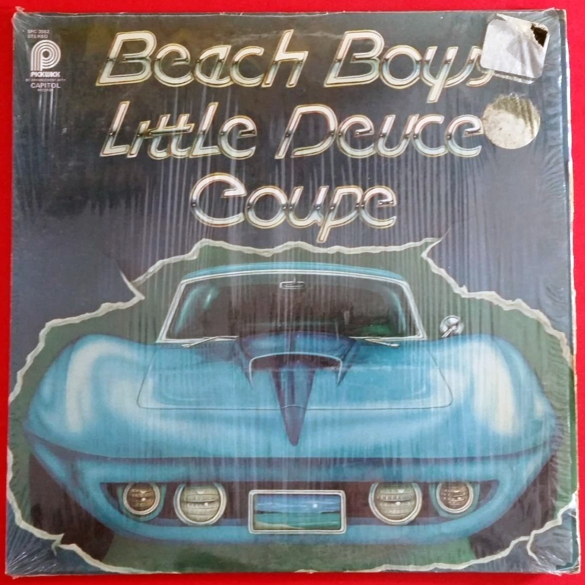 Beach Boys – Little Deuce Coupe