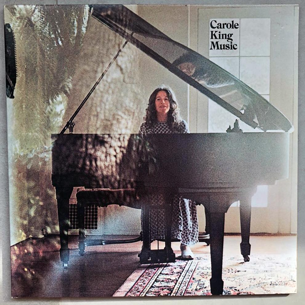 Carole King – Music