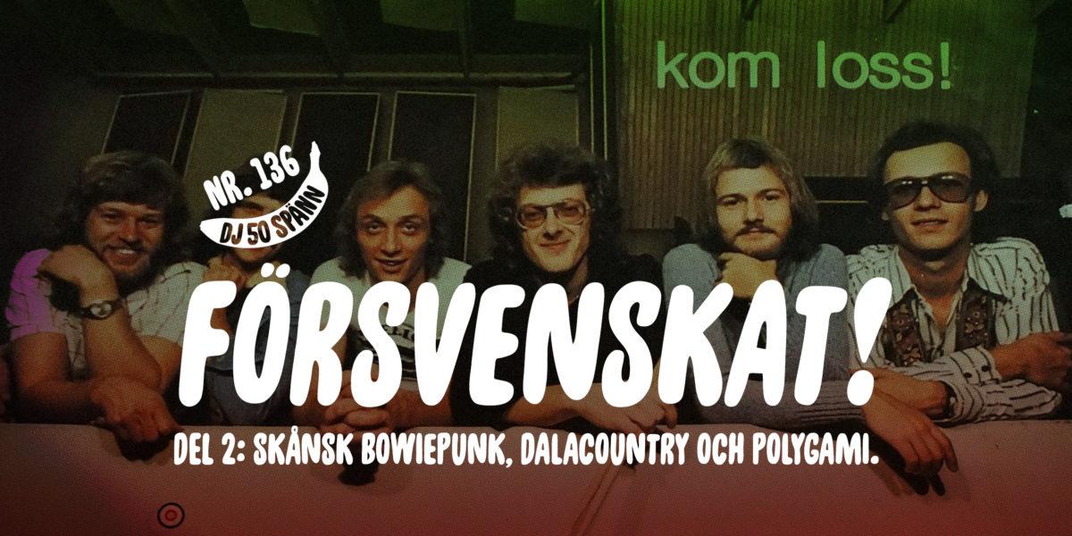 Försvenskat! del 2