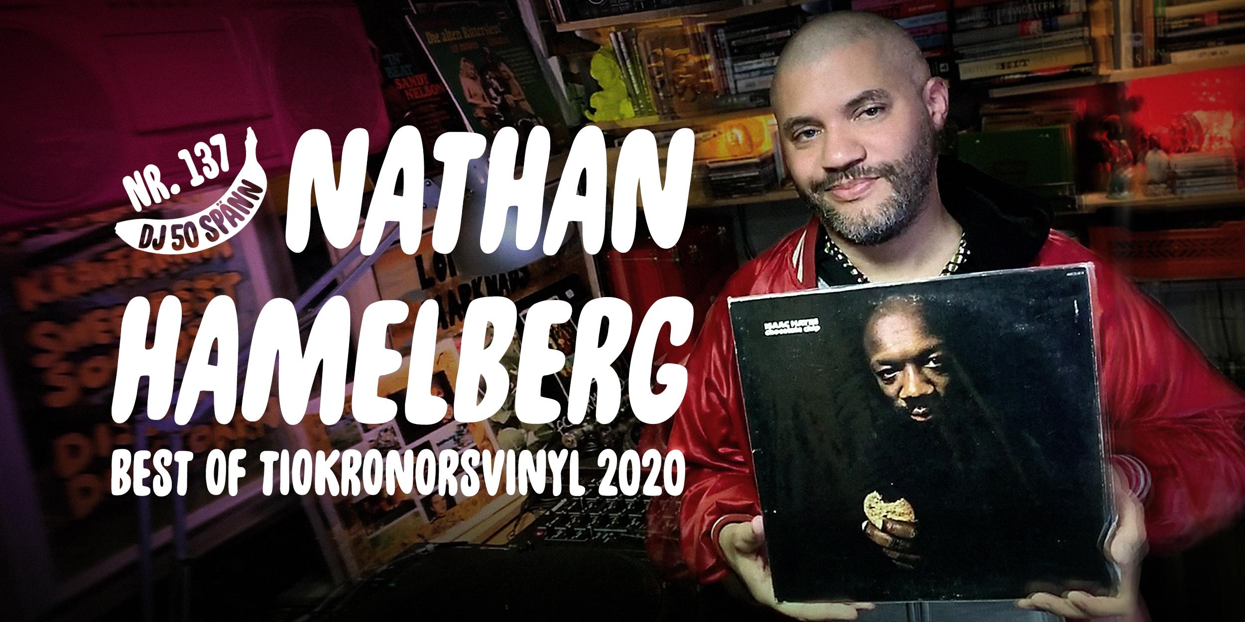 DJ50:- nr 137 med Nathan Hamelberg