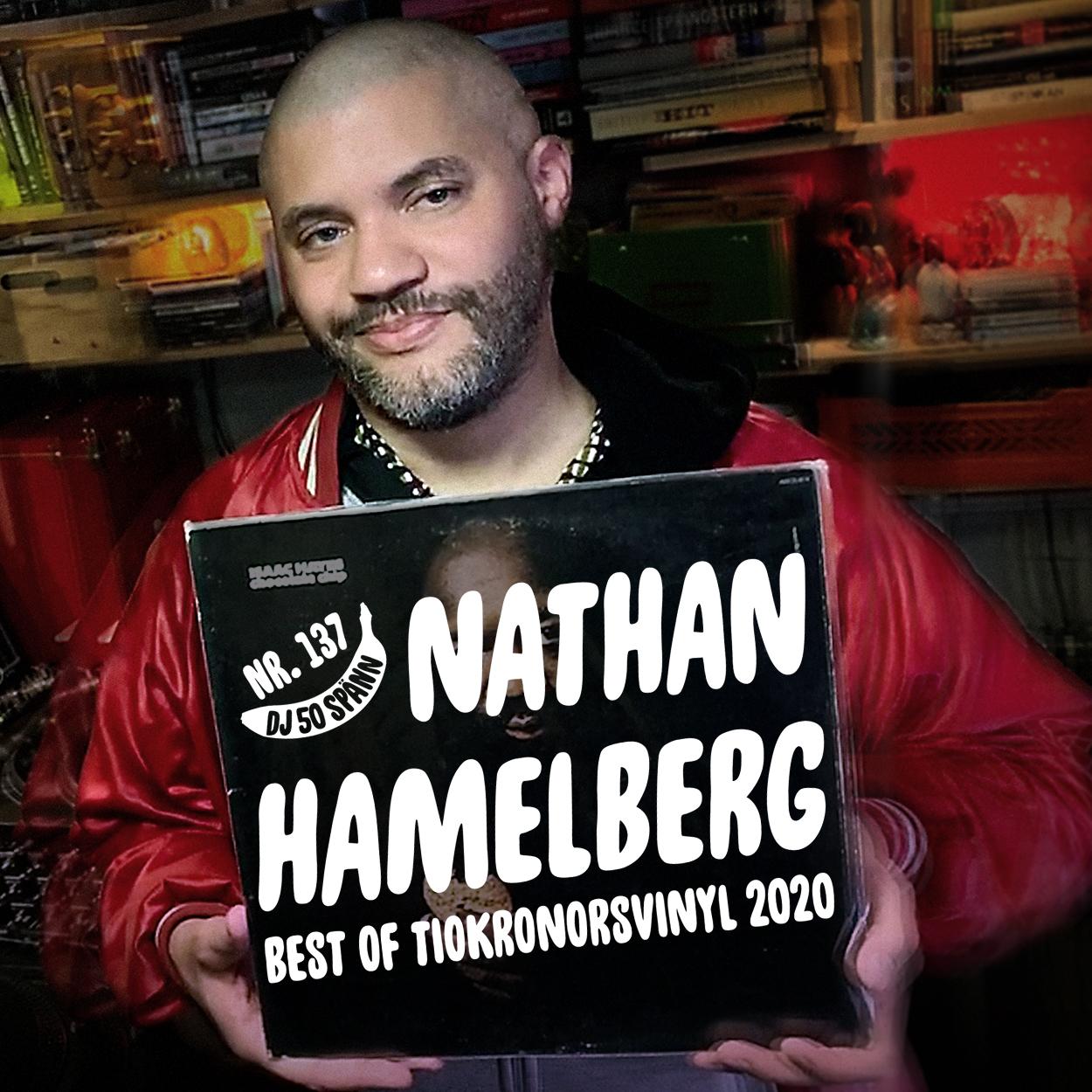 137. Sommarens bästa tiokronorsvinyl med Nathan Hamelberg