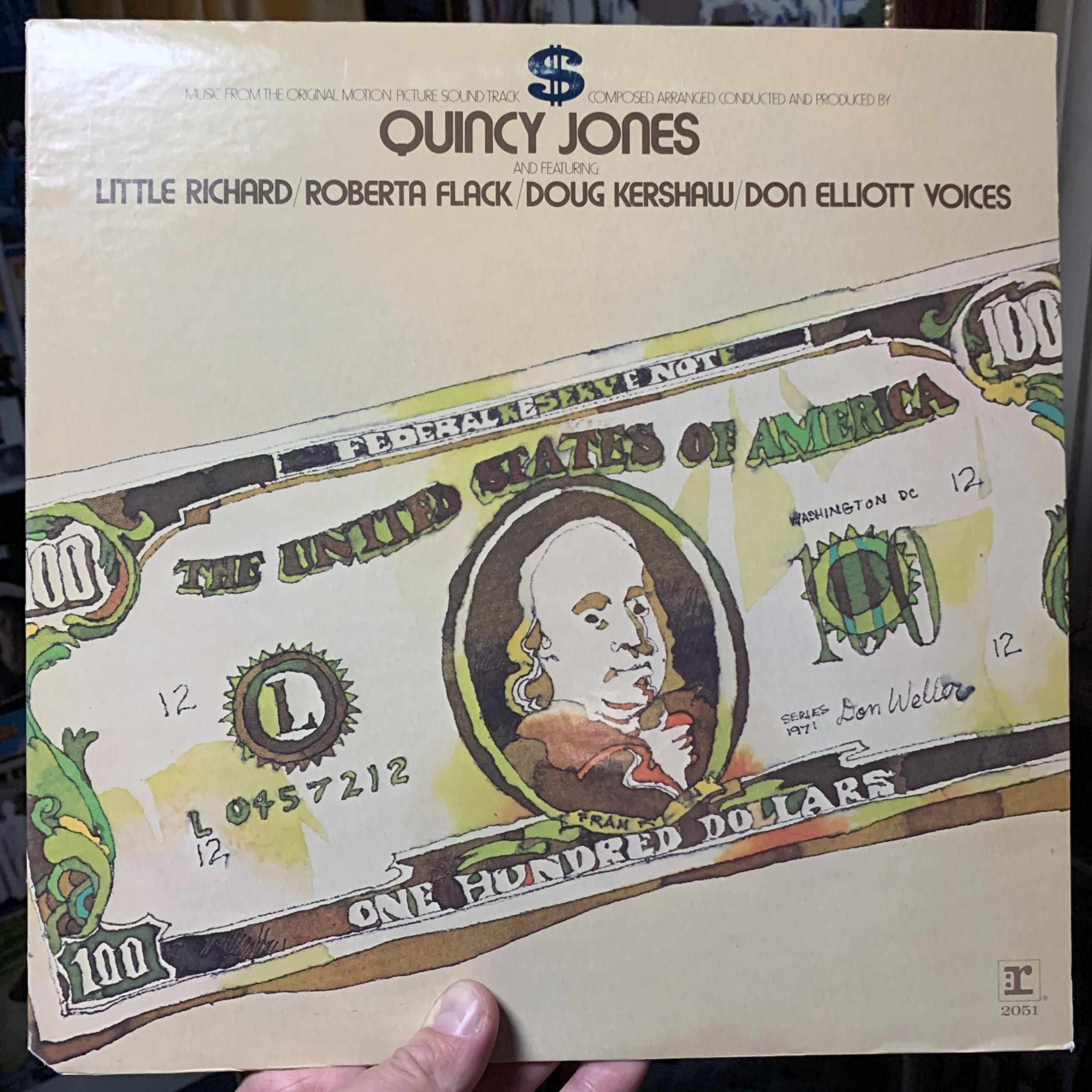 Quincy Jones – $