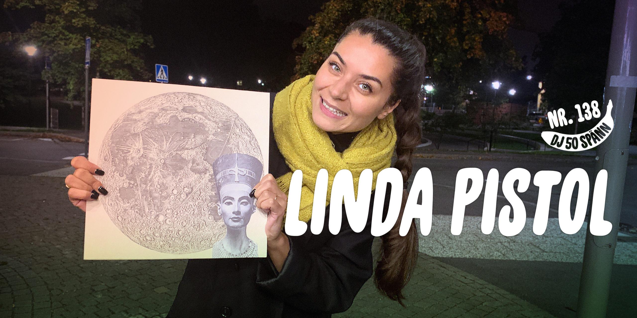DJ50:- nr 138 med Linda Pistol