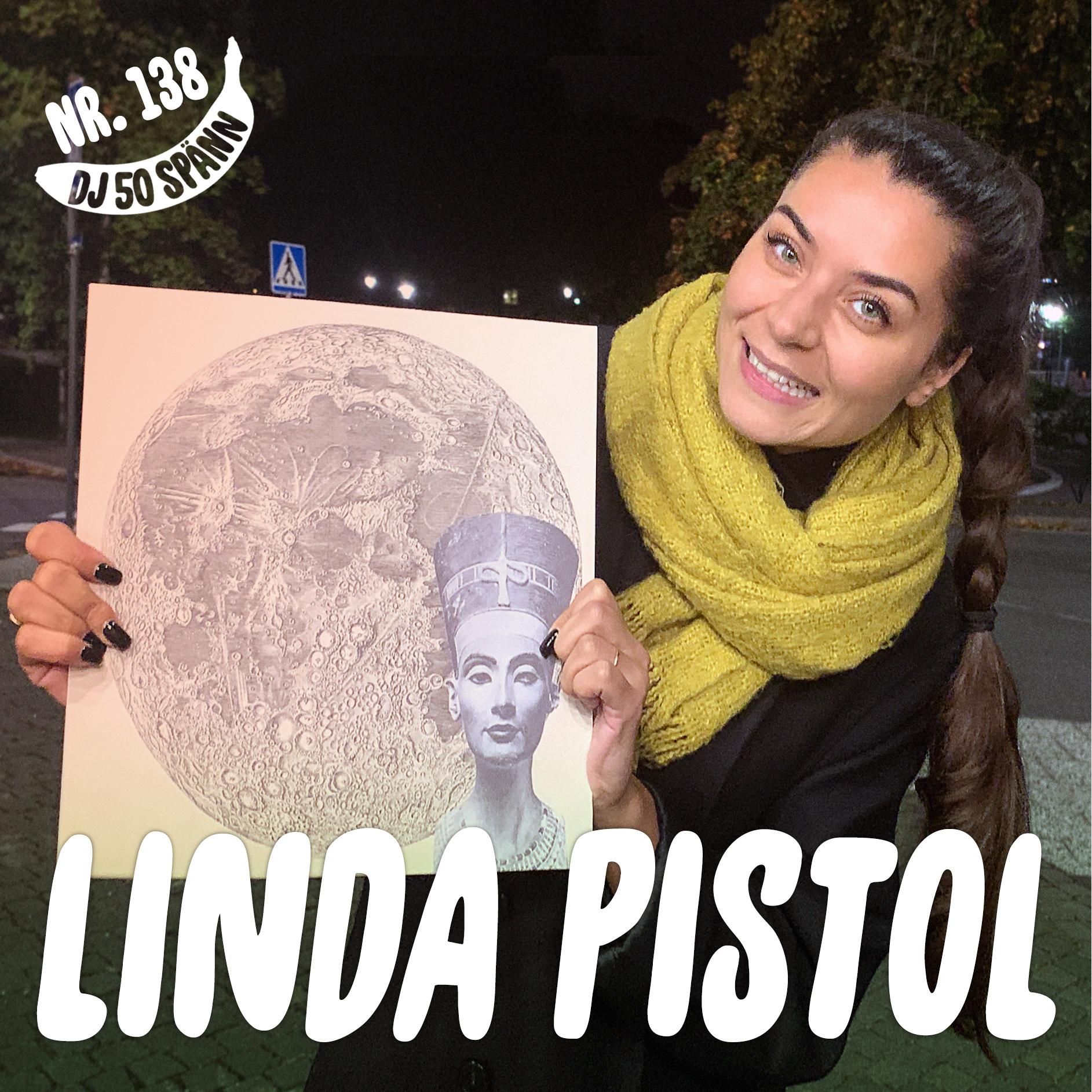 138. In the Moog – med Linda Pistol!