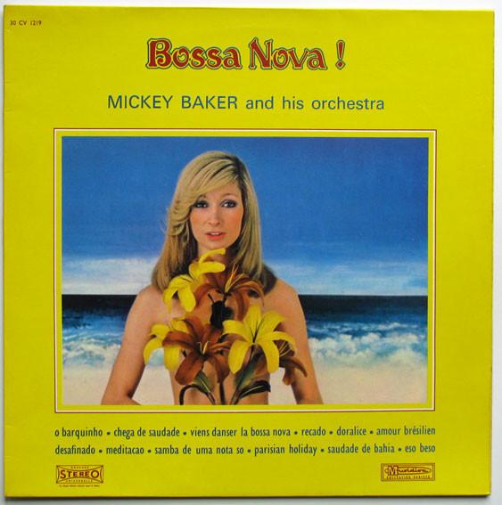 Mickey Baker – Bossa Nova!