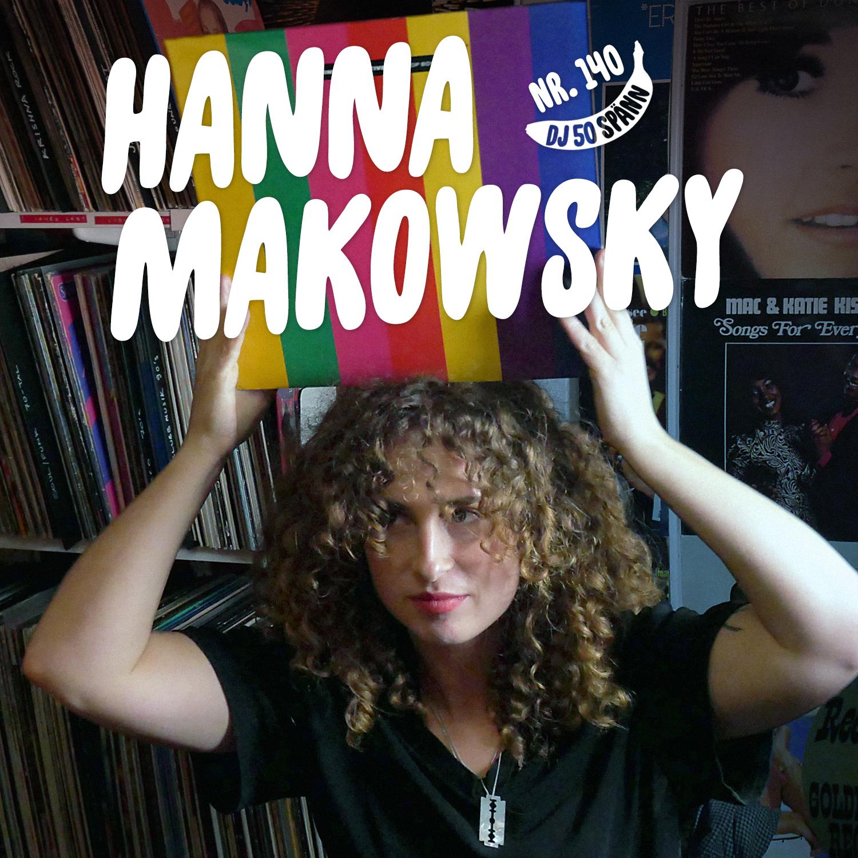 140. Hanna Makowsky, växtmusiken och den franska synthofonin