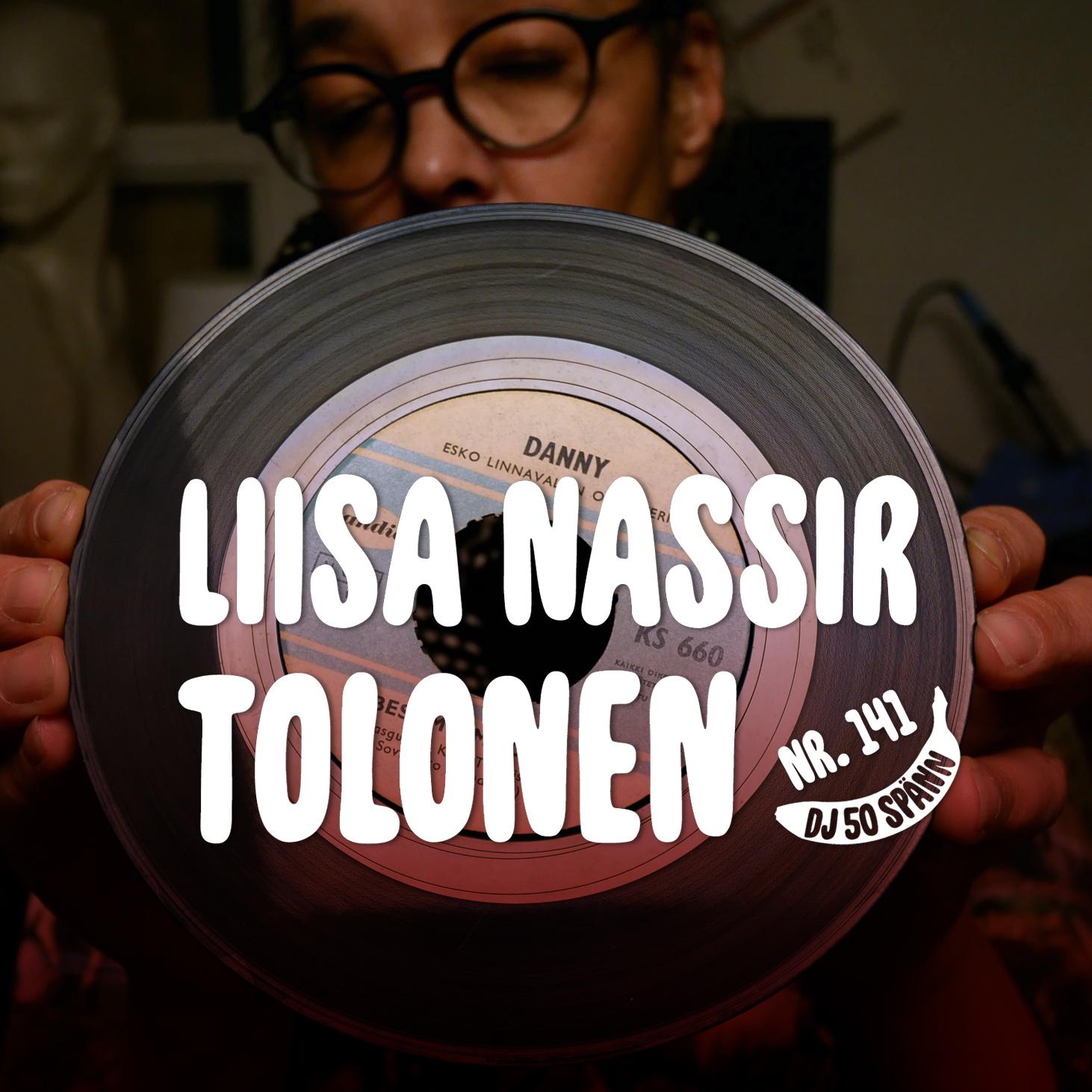141. Finska vinylfynd med Liisa Nassir Tolonen