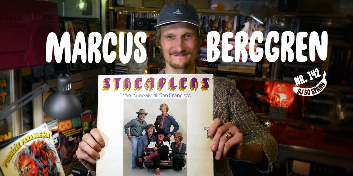 DJ50:- nr 142: Marcus Berggren