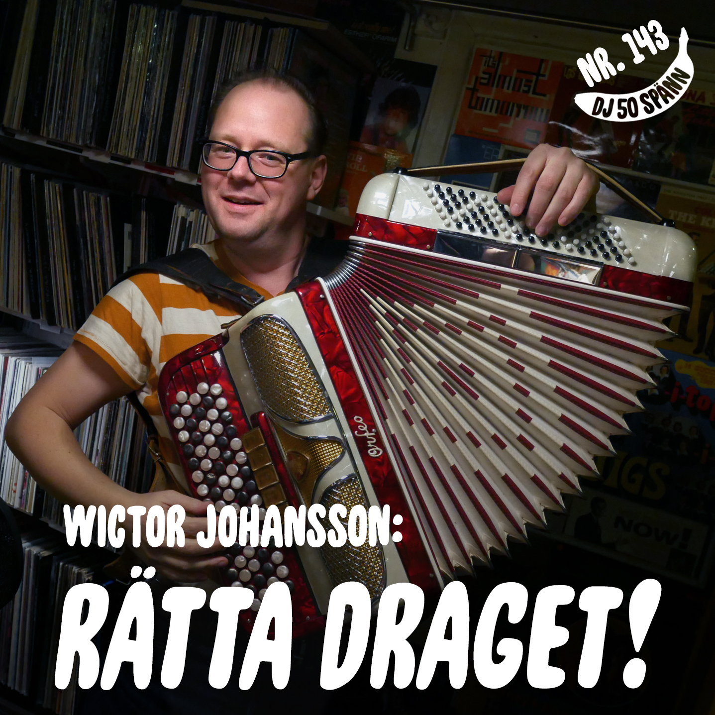 143. Rätta draget med Wictor Johansson