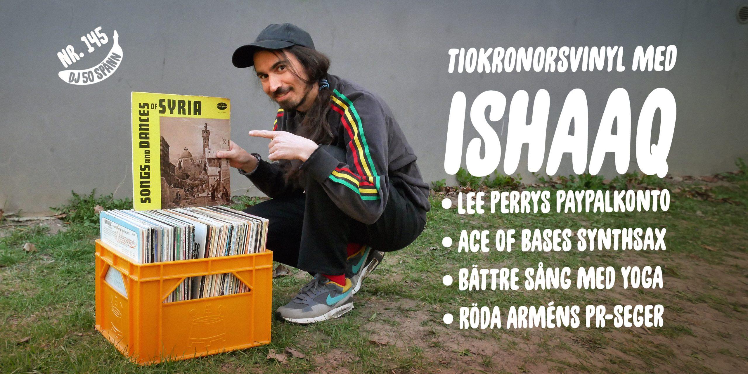 DJ50:- nr 145 med Ishaaq