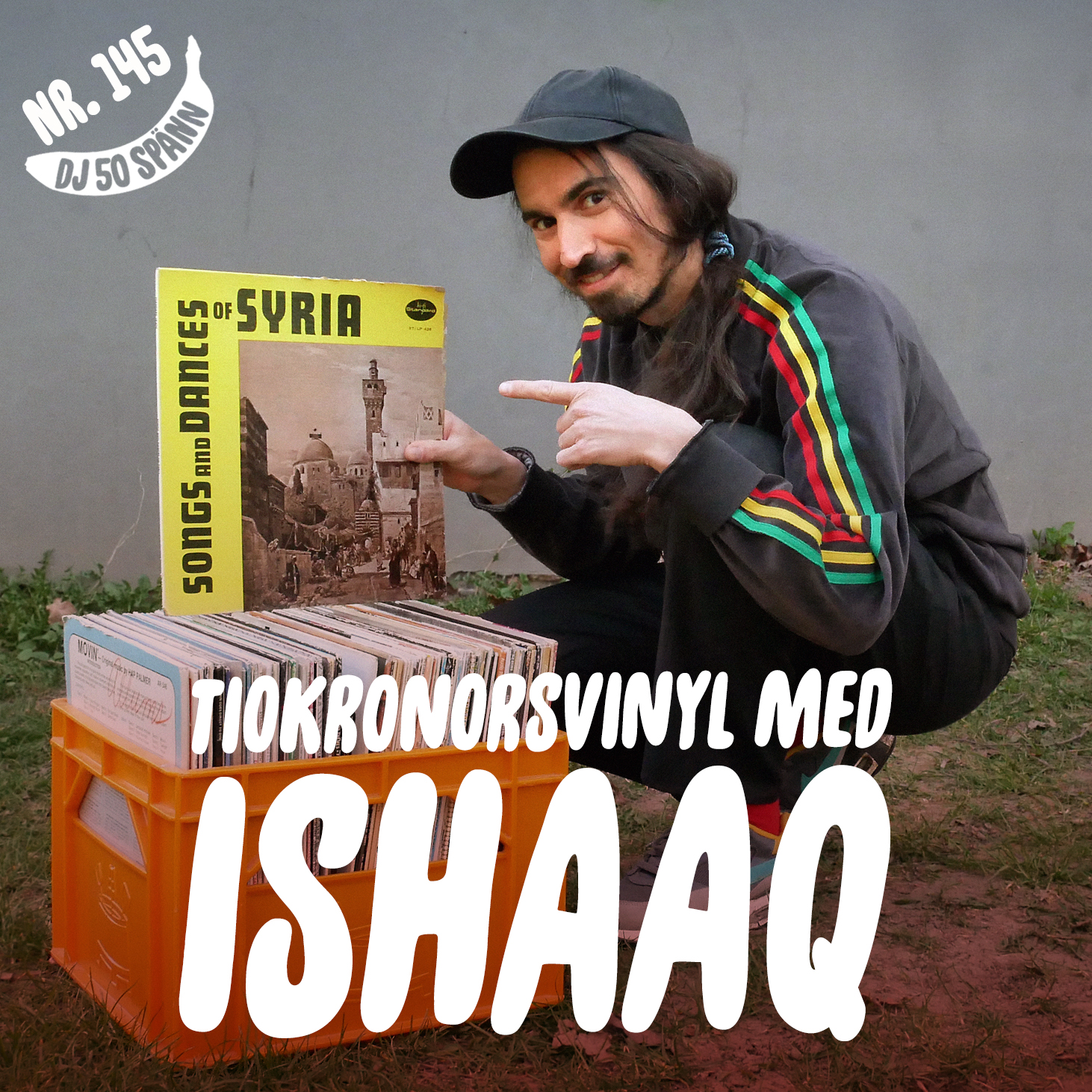 Ishaaq presenterar: Ace of Base-saxen, Lee Perrys paypal och Röda Armén