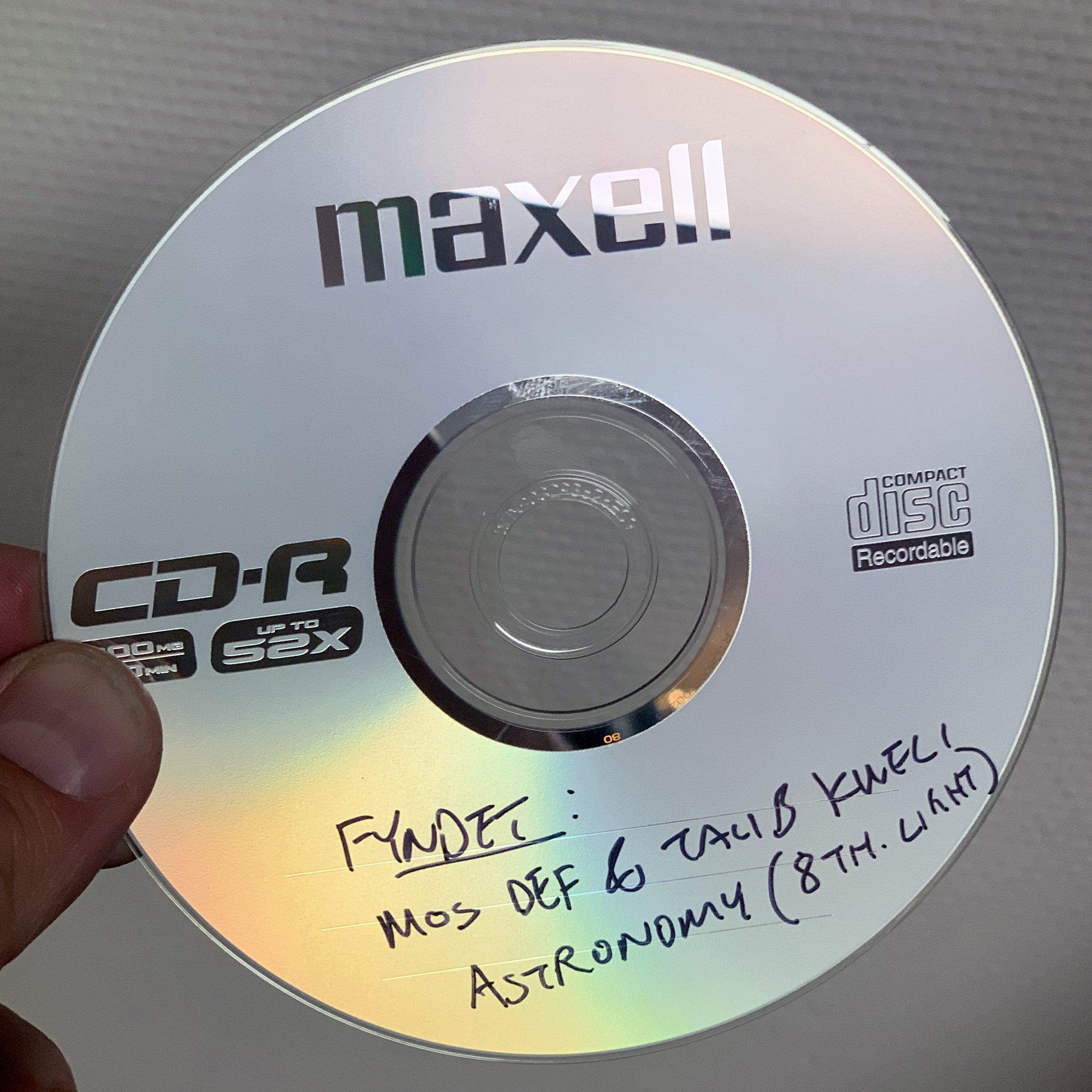 Black Star – Astronomy (8th Light) [cd/mp3, 1998]
