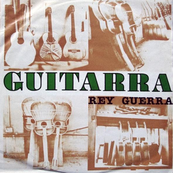 Rey Guerra –Guitarra