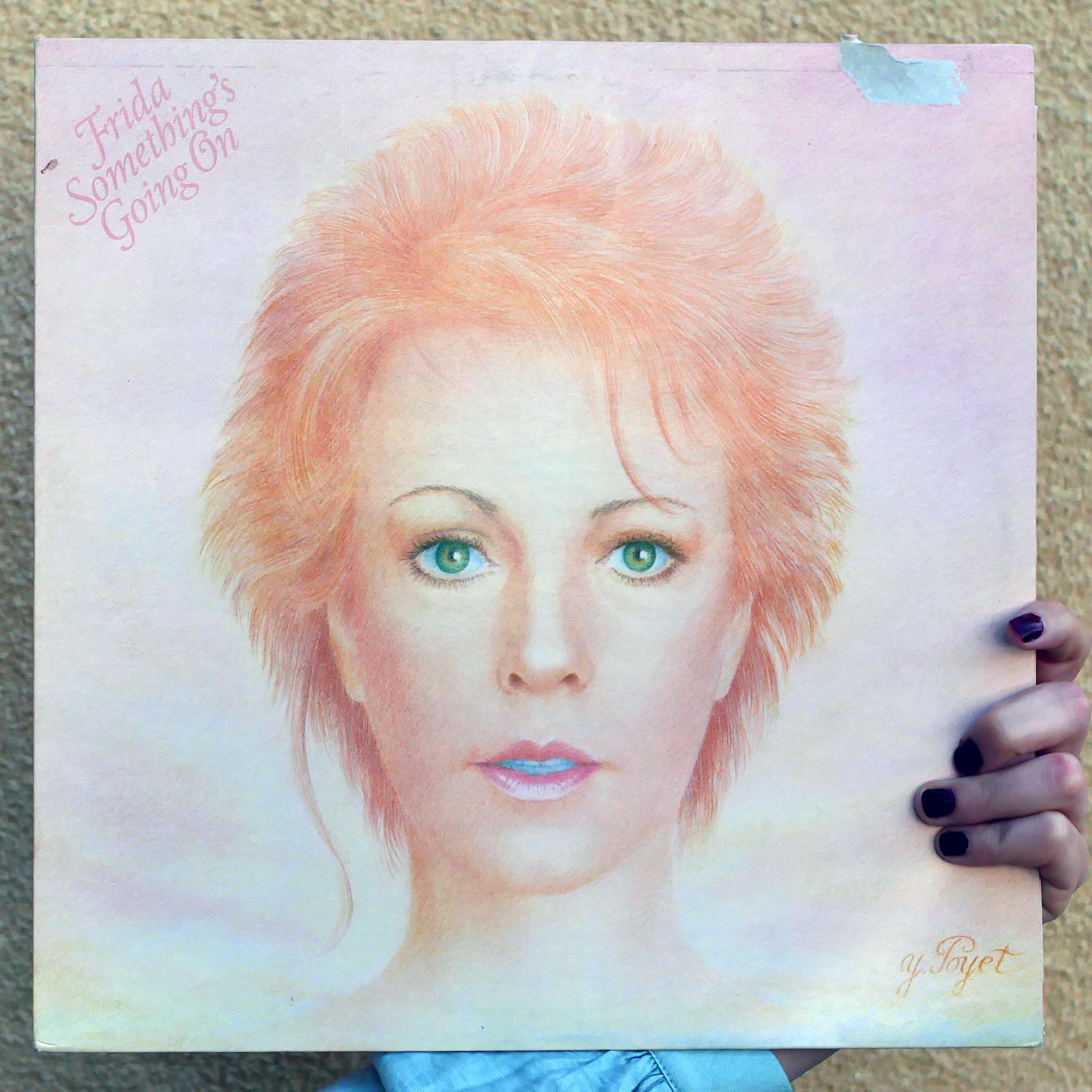Frida – Something's Going On [LP, 1982]