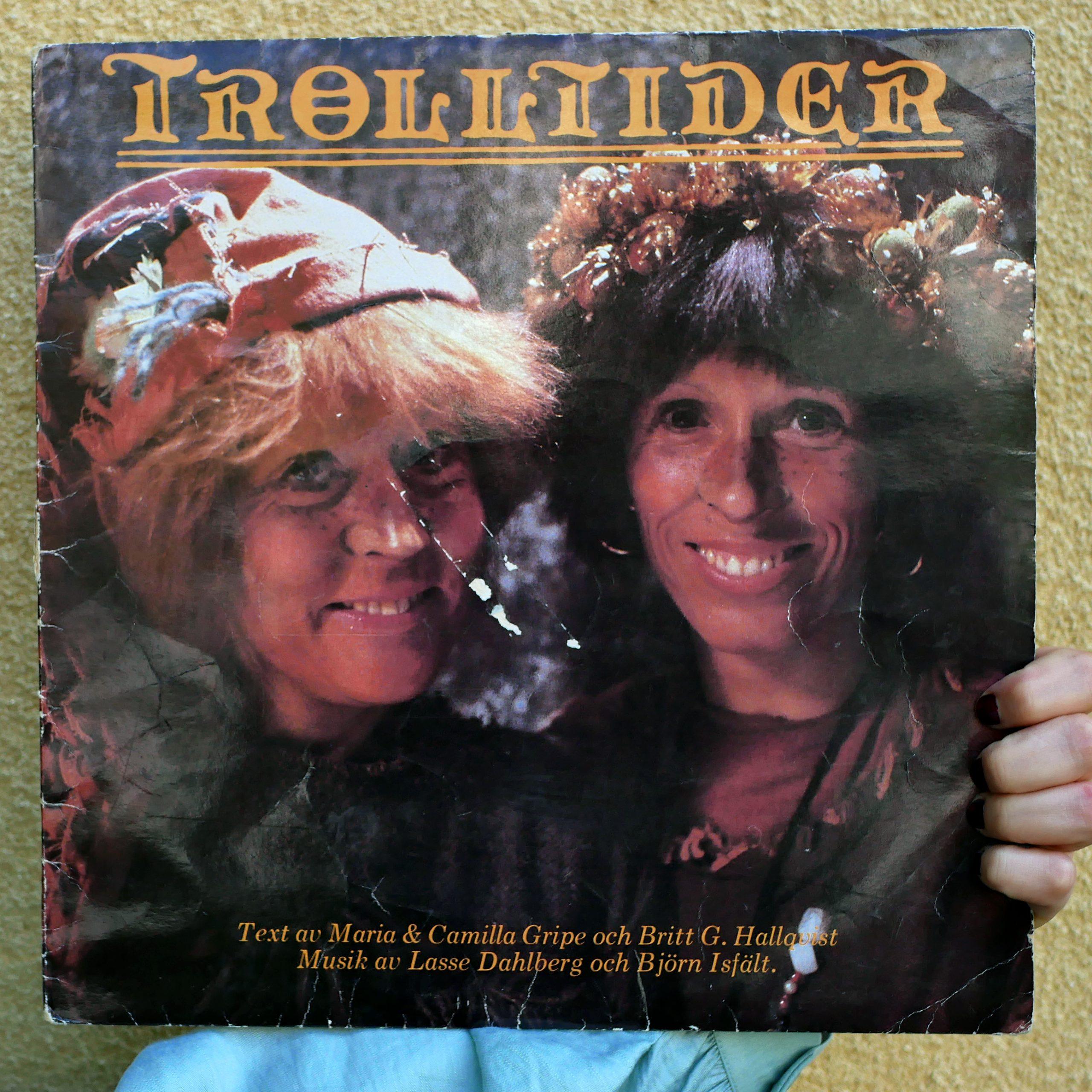 Lasse Dahlberg, Björn Isfält med flera – Trolltider [LP, 1979]