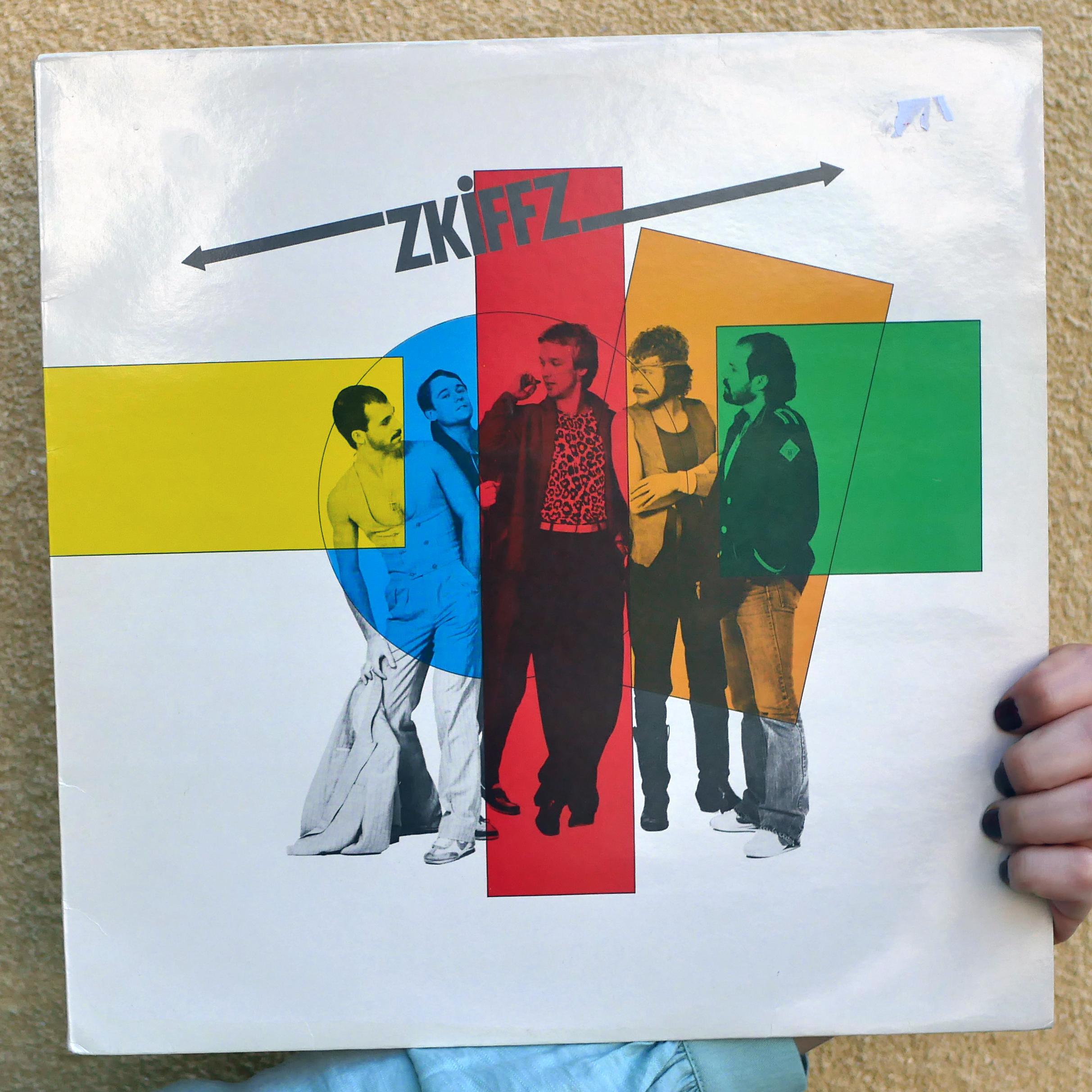 Zkiffz –Zkiffz [LP, 1980]