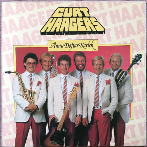 Curt Haagers – Ännu doftar kärlek