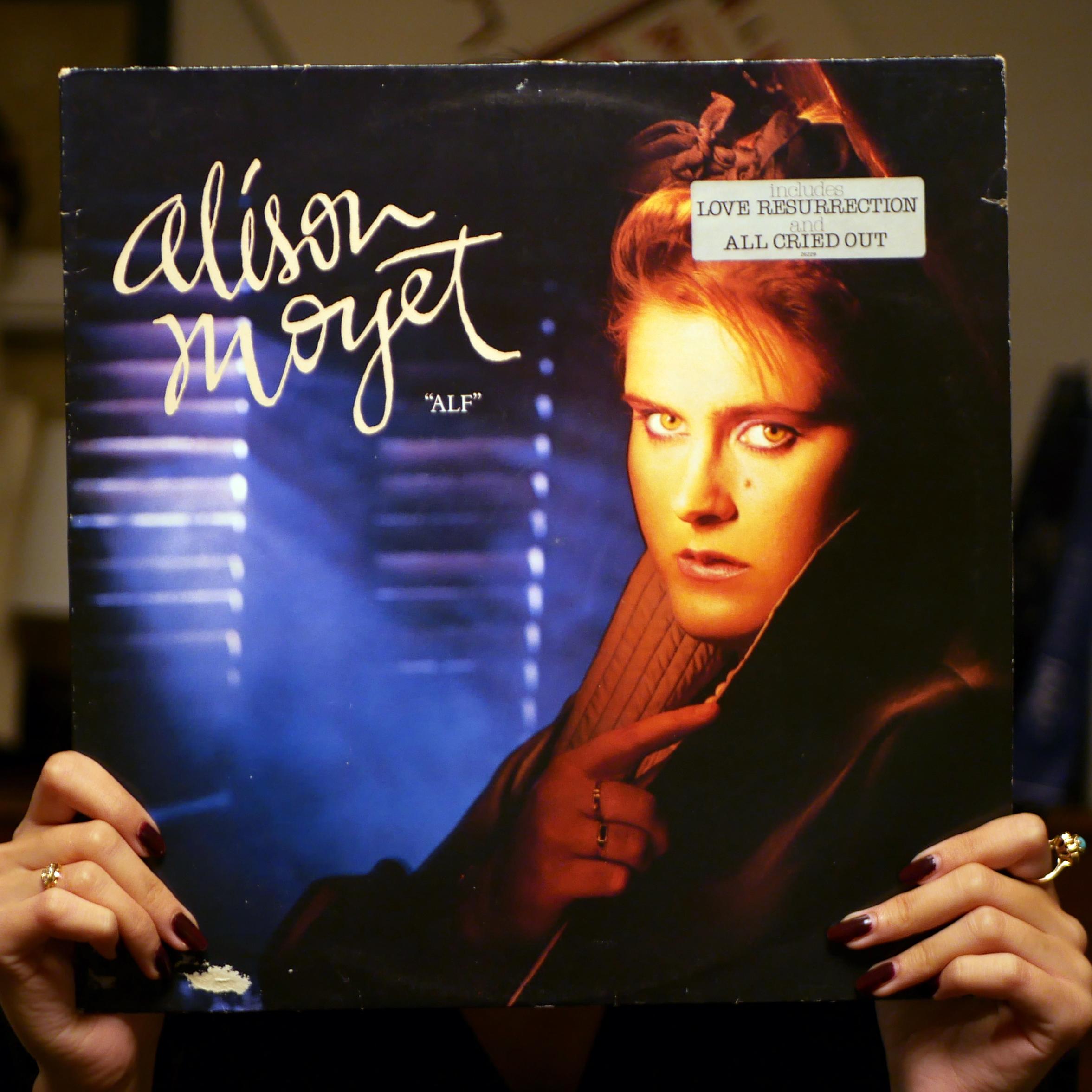 Alison Moyet – Alf [LP, 1984]