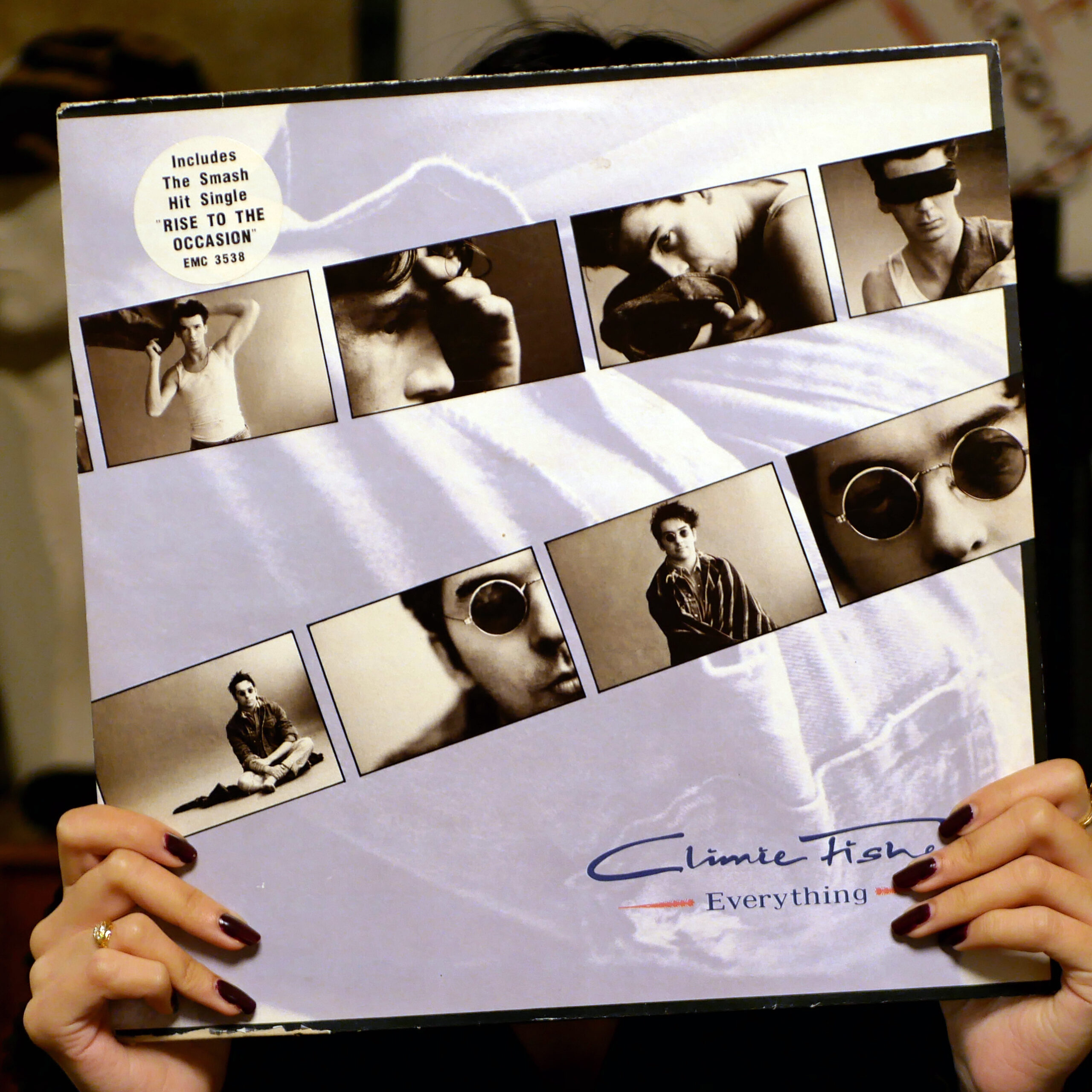 Climie Fisher – Everything [LP, 1987]