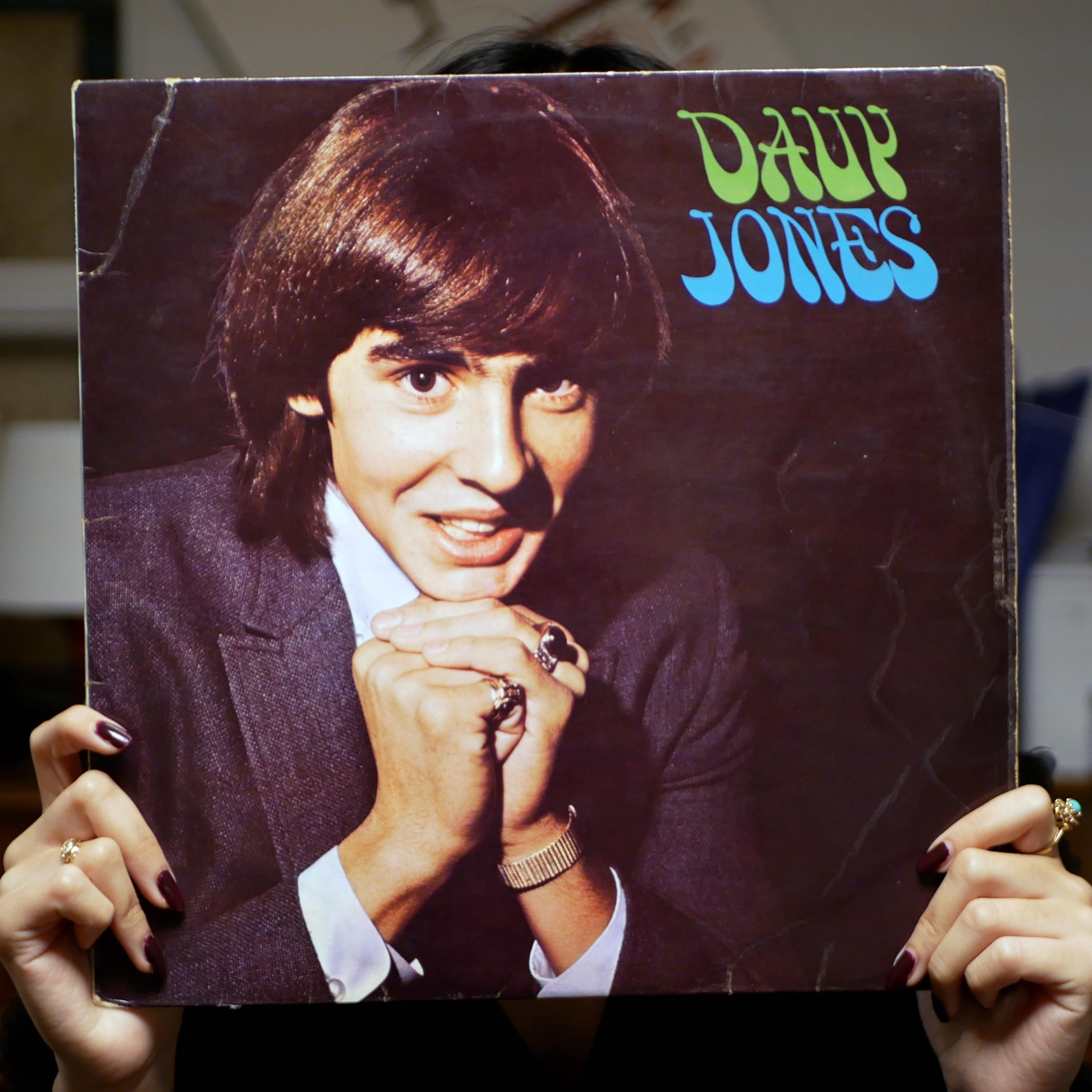Davy Jones – S/T [LP, 1967]